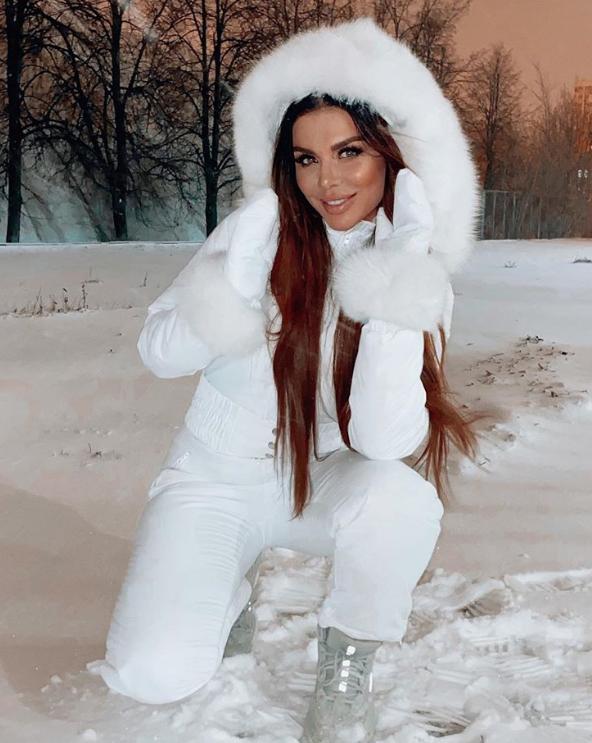 """Седокова показала зимний """"лук"""" / instagram.com/annasedokova"""