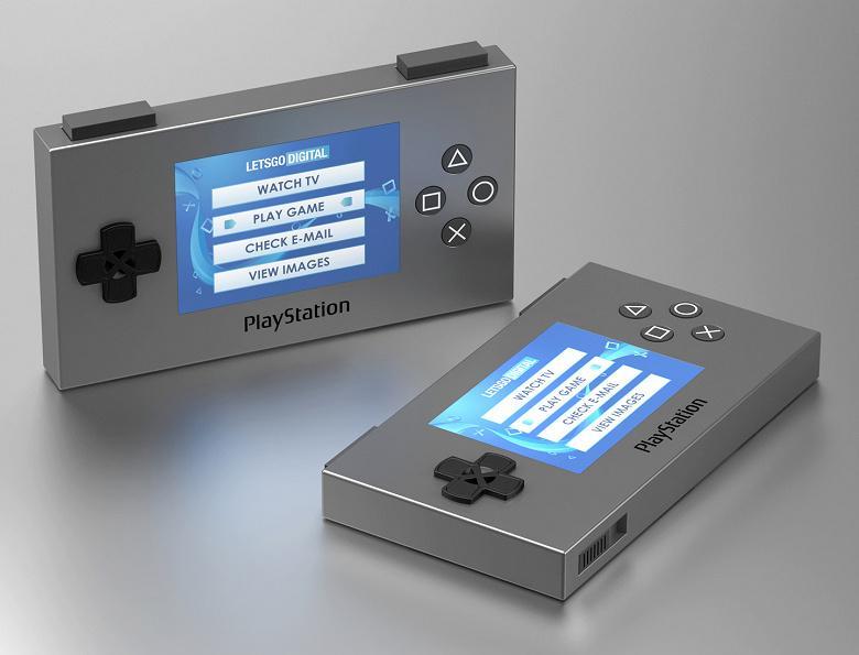 Новий портативний пристрій від компанії Sony / letsgodigital.com