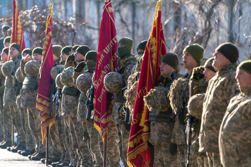 Президент присвоил почетные наименования рядуподразделений \ president.gov.ua