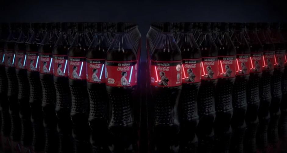При прикосновении к этикетке мечи светятся примерно пять секунд / скриншот