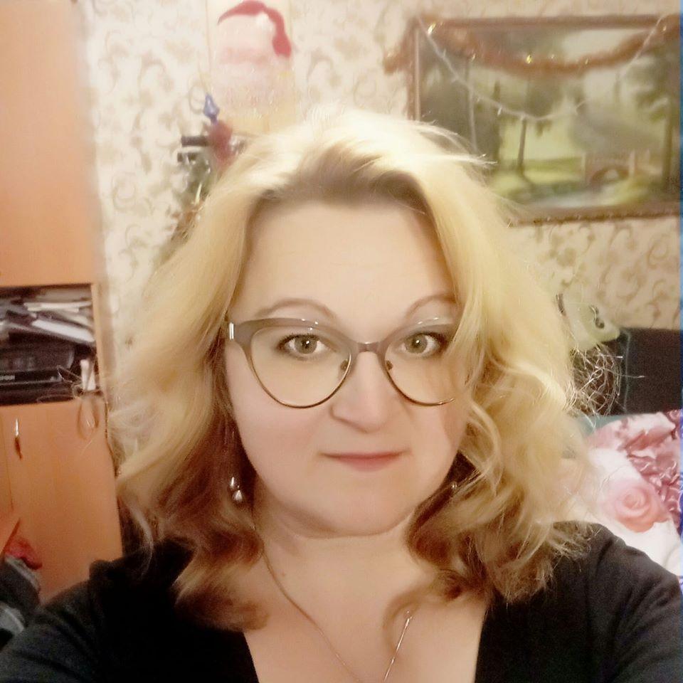 Анна Бортюк, погибшая преподавательница колледжа / Facebook Анны Бортюк