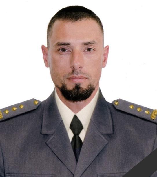 Каплунов недавно был убит на Донбассе \ facebook.com/SecurSerUkraine