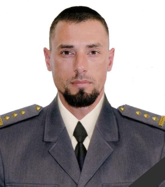 Каплунов загинув 1 грудня / facebook.com/SecurSerUkraine