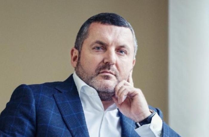 Известный предприниматель-филантроп Юрий Ериняк