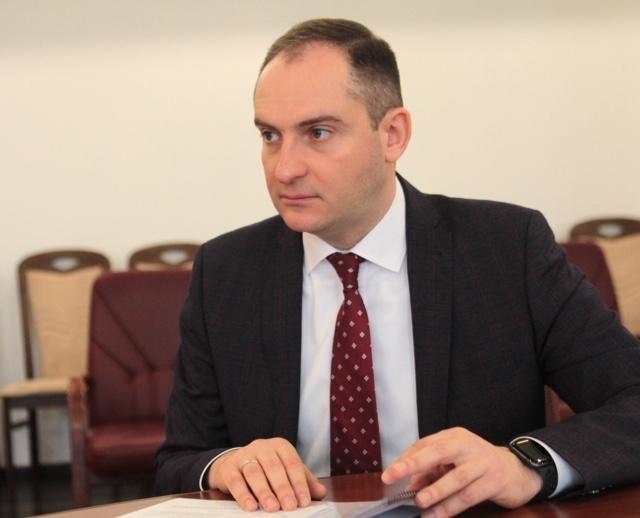 По словам Верланова, налоговая сделает все, чтобы обеспечить полноту поступлений в бюджет / фото tax.gov.ua