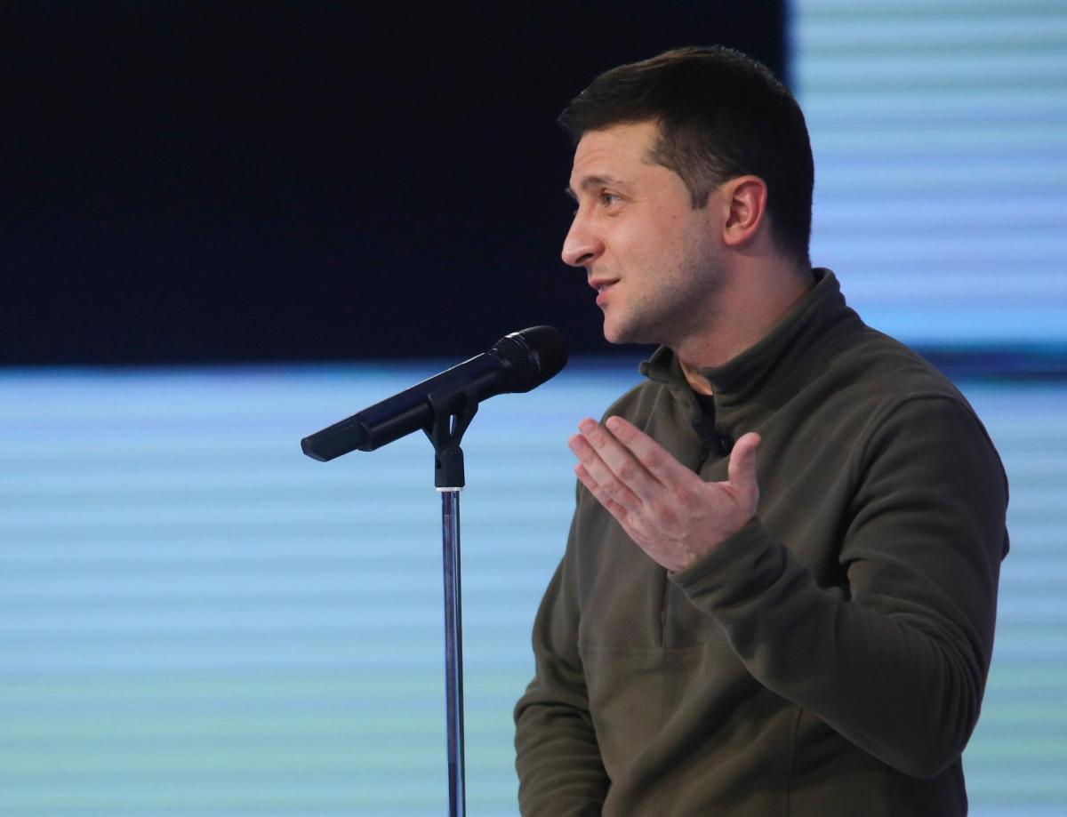 Зеленский намерен изменить Минские договоренности / фото facebook.com/president.gov.ua