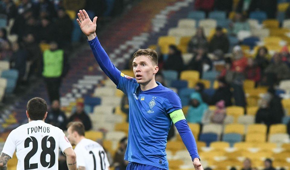 Динамо потеряло второе место в УПЛ / фото: facebook.com/fcdynamoua