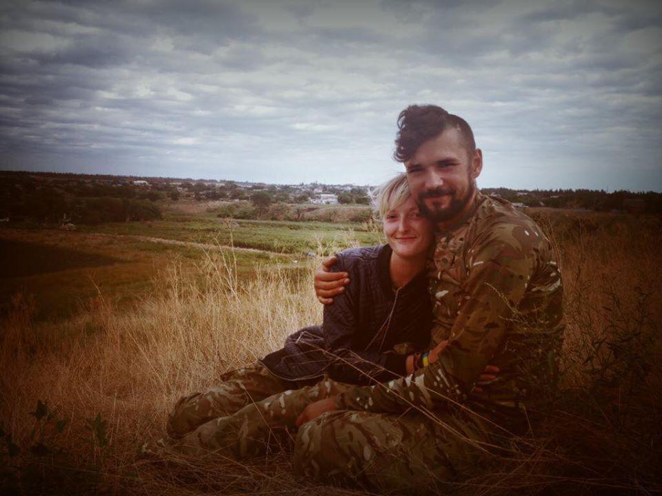 Парень и девушка познакомились в соцсетях / фото из личного архива Виктории и Анатолия