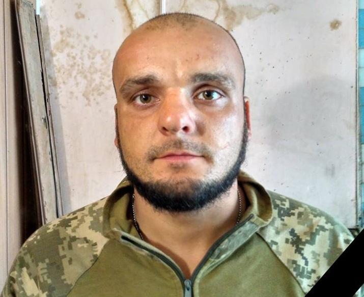 Убитый оккупантами Дмитрий Темный / фото: facebook/72.brigade.best