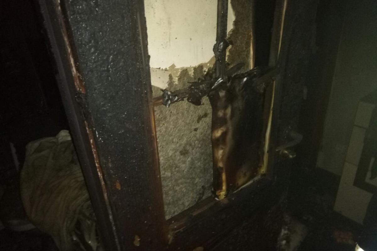 Эксперты устанавливают причину возгорания / фото ГСЧС в Харьковской области