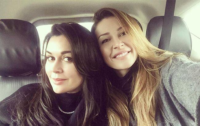 Заворотнюк с дочерью Анной / instagram.com/anna_zavorotnyuk
