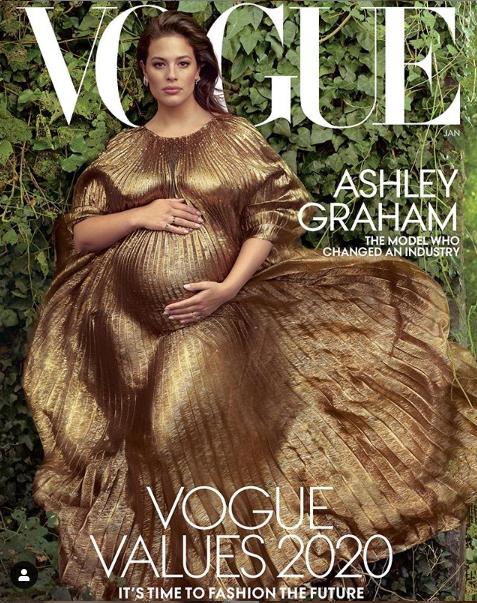 Ешлі Грем вагітна / instagram.com/ashleygraham