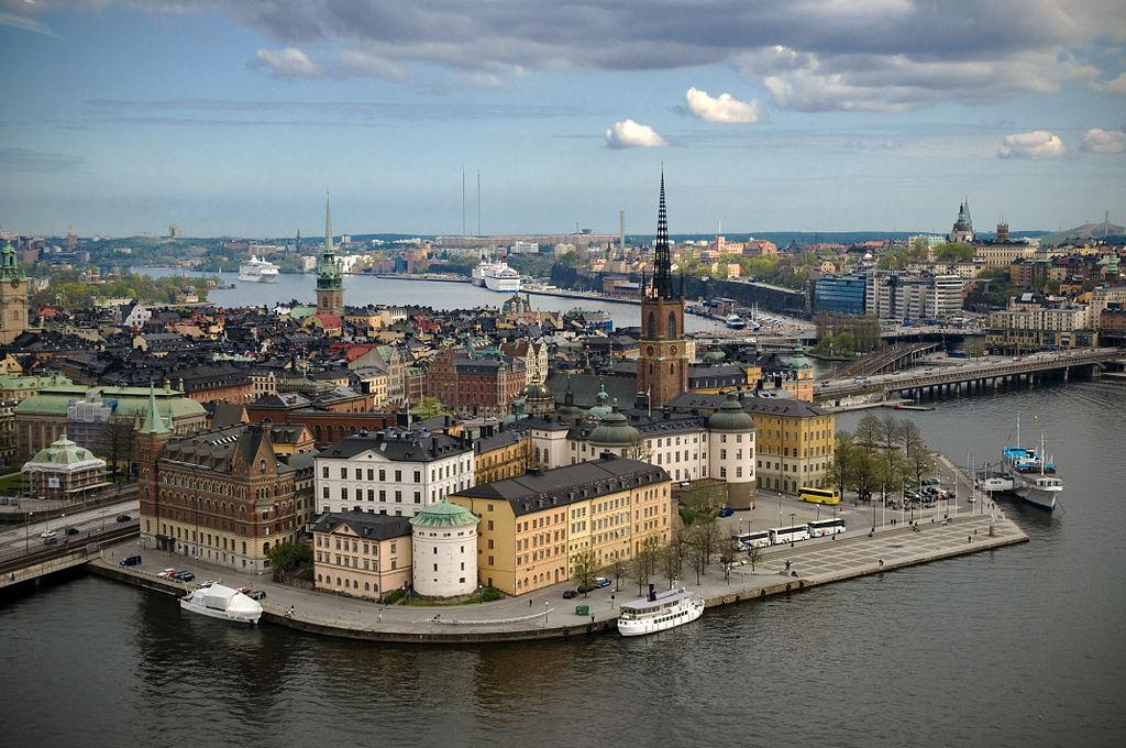 Стокгольм - казкове місто для романтиків / Фото uk.wikipedia.org/Benoît Derrier
