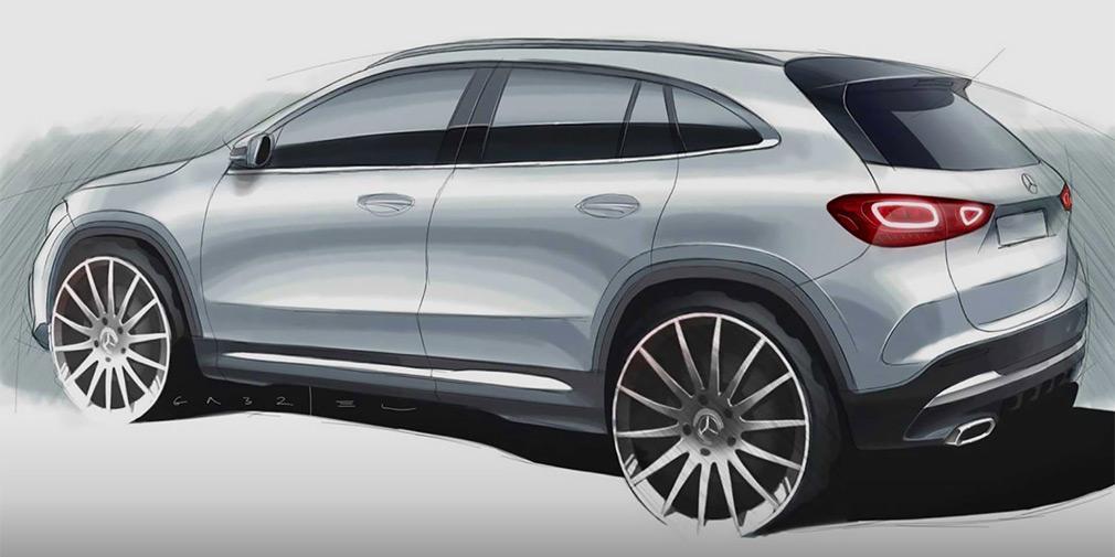 Онлайн-прем'єра автомобіля відбудеться 11 грудня / фото Mercedes-Benz