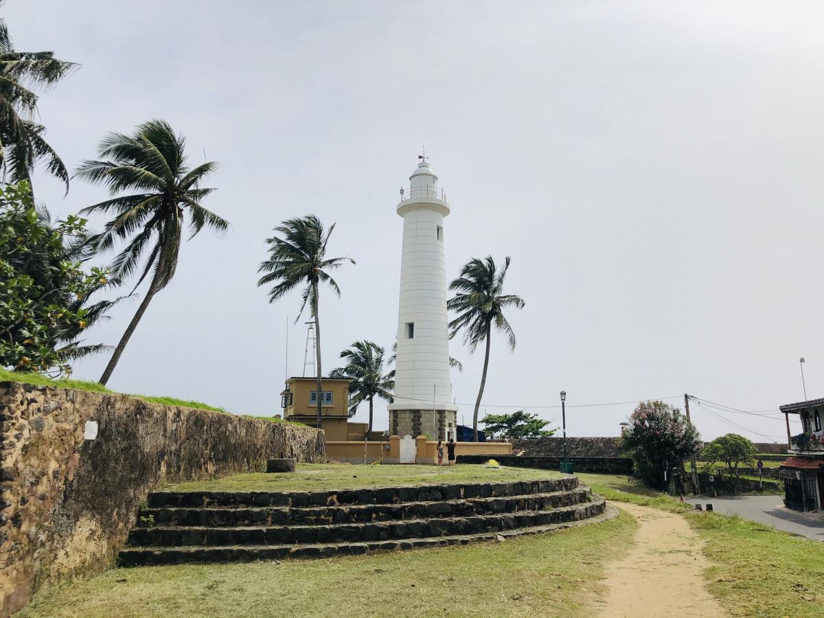 Галле – старинный город-форт на юго-западе Шри-Ланки / Фото Вероника Кордон