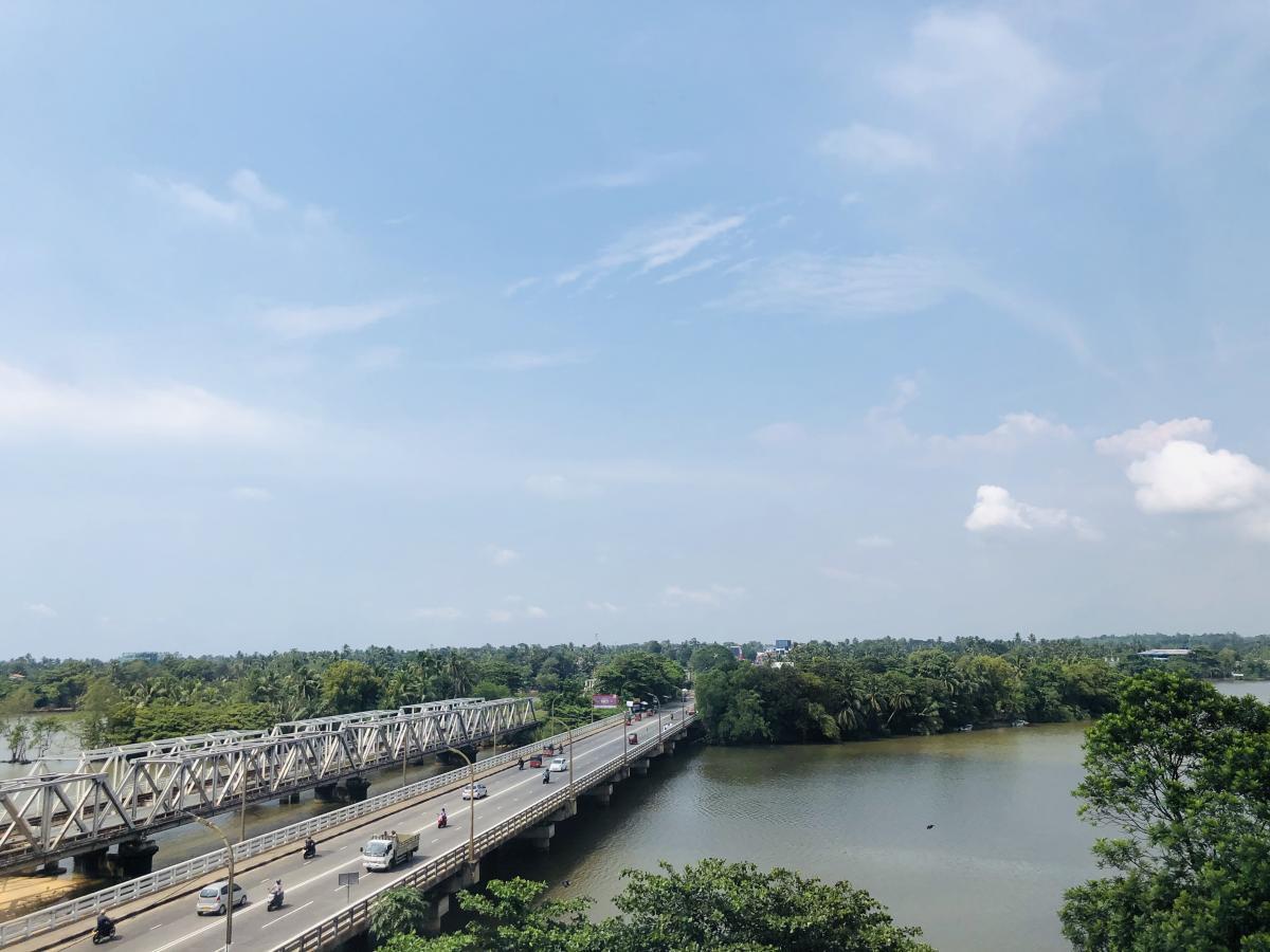 Город Калутара, Шри-Ланка / Фото Вероника Кордон