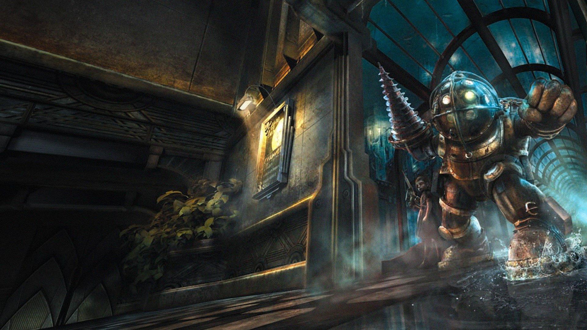 Нова частина BioShock може вийти тільки на консолі PlayStation / фото 2k