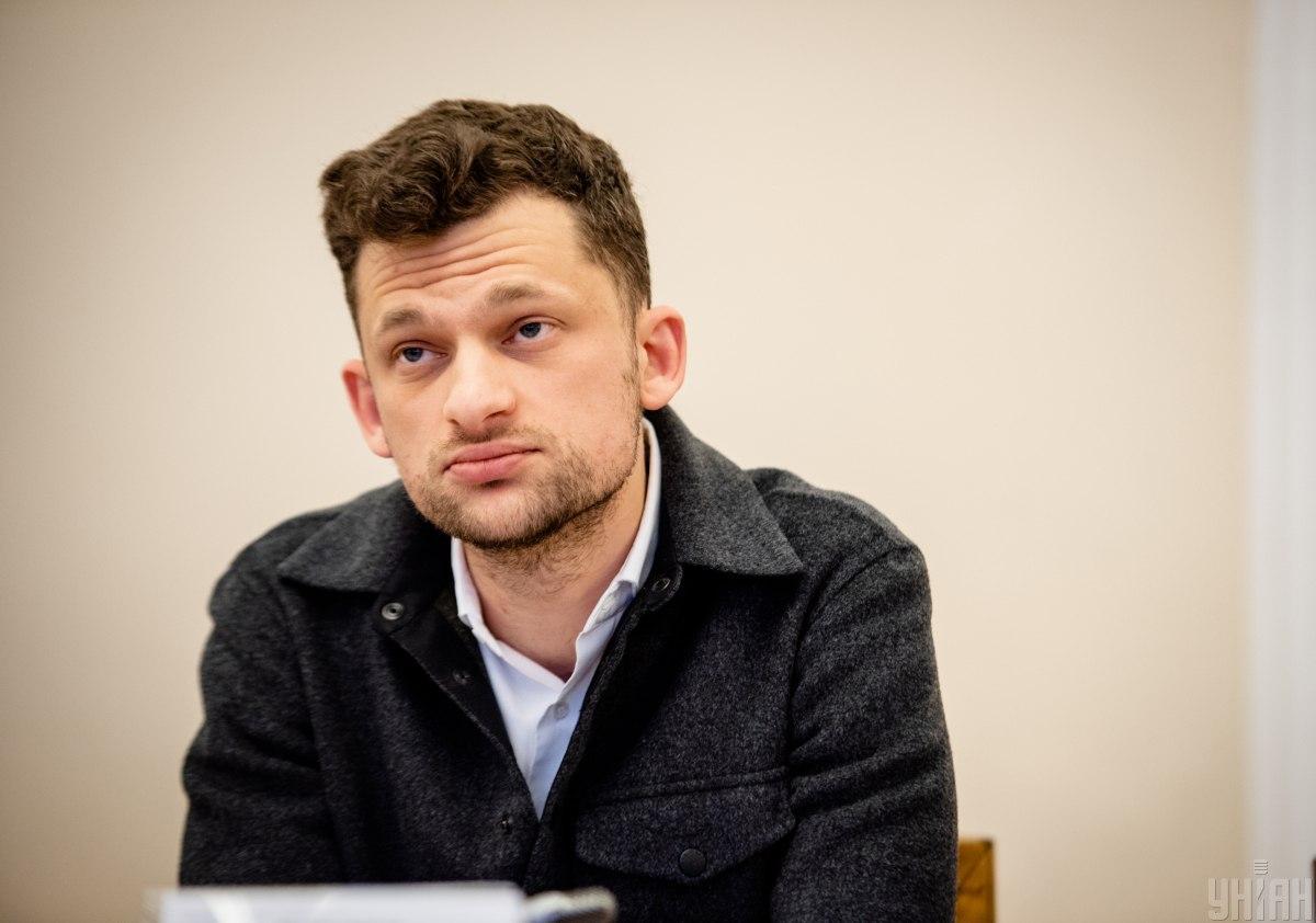 Дмитрий Дубилет отказался от госохраны/ фото УНИАН