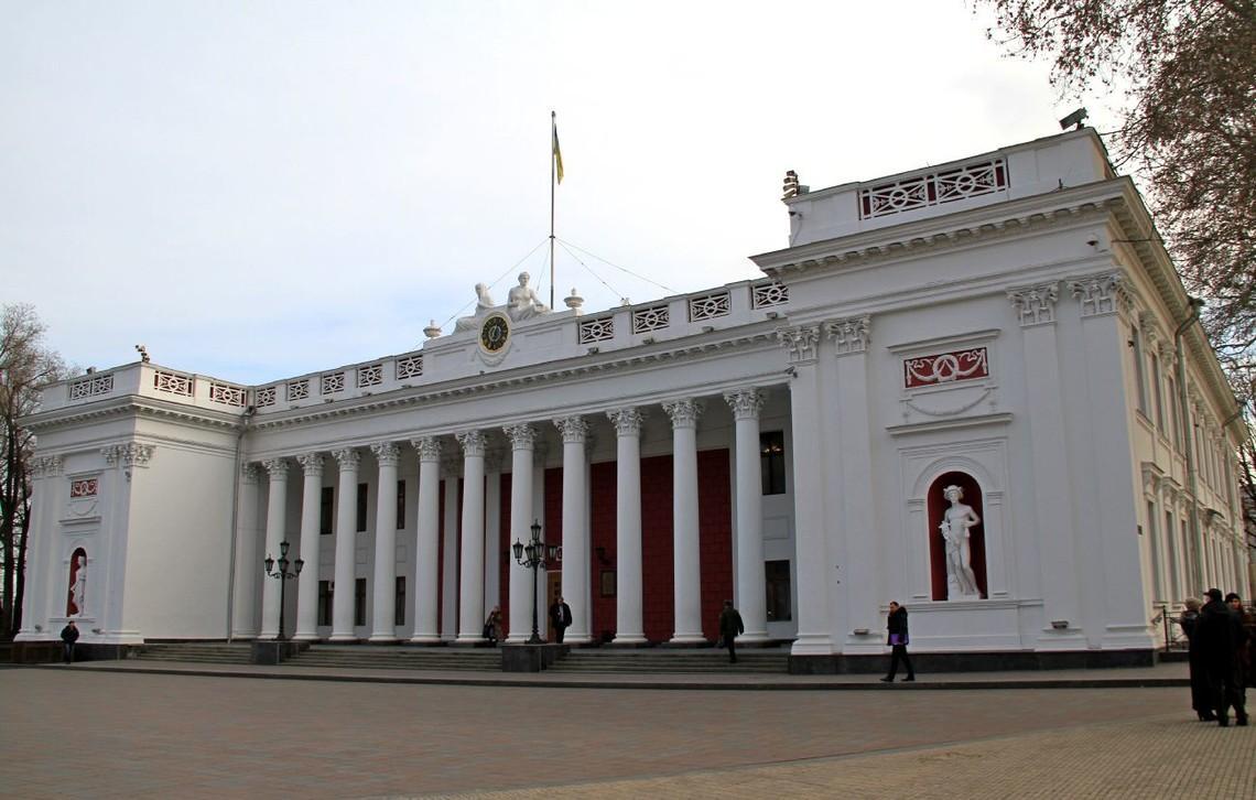 Обыски проходятв двух подразделениях горсовета / odesa.depo.ua