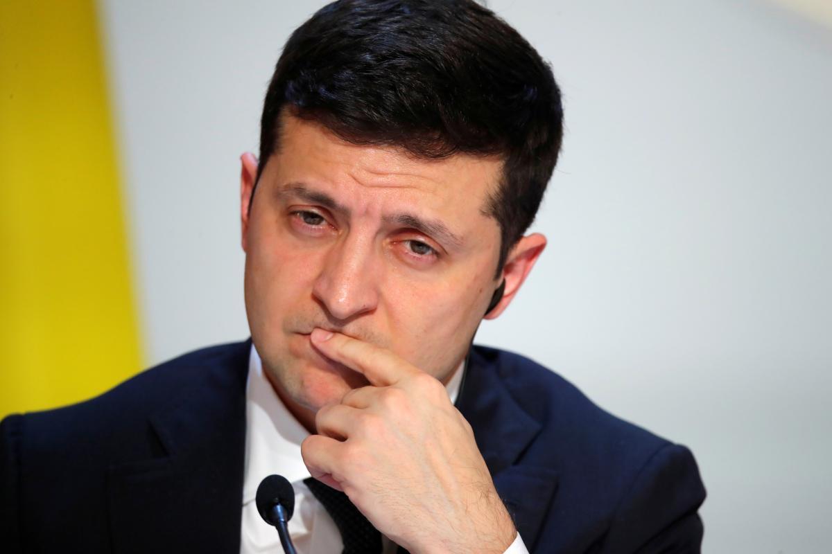 Владимир Зеленский / фото REUTERS