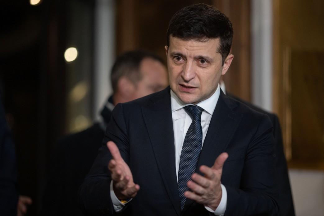 Президент наголосив на необхідності проведення заходів щодо профілактики коронавірусу з Китаю / president.gov.ua