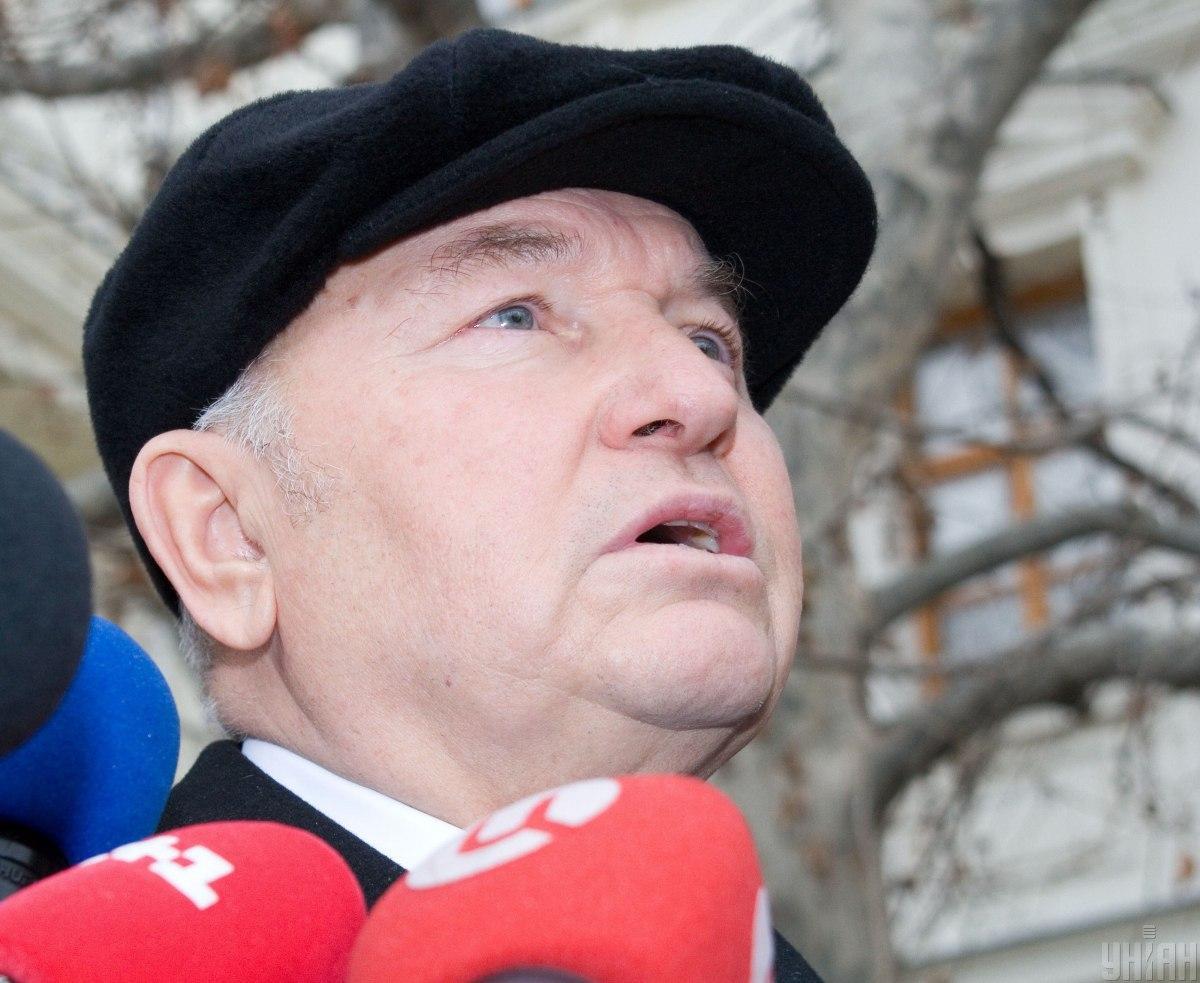 Лужков умер 10 декабря / фото УНИАН