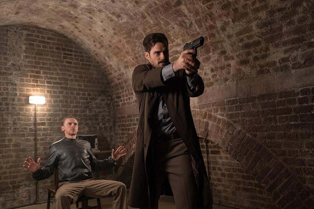 Генри Кавилл в «Миссия невыполнима 6: Последствия»/ скриншот из фильма