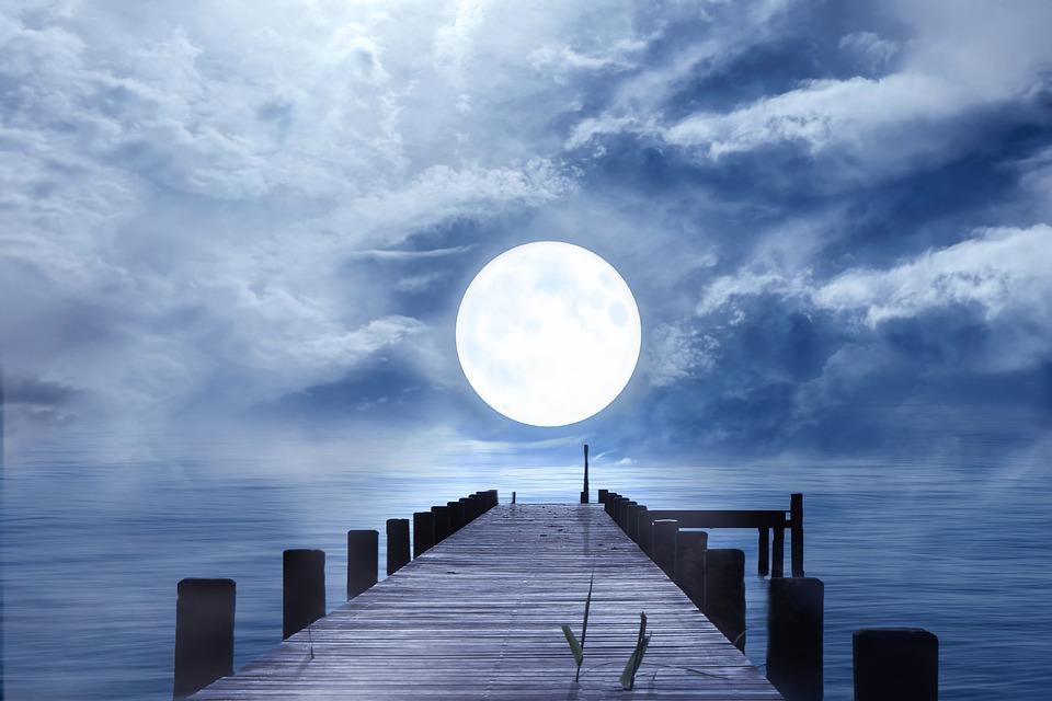 Повний місяць настане 12 грудня / pixabay.com