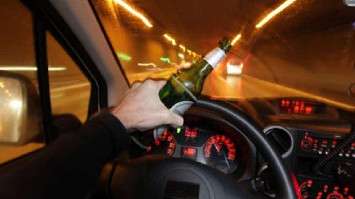 В полиции заявили, что от проверки на состояние опьянения водительотказался / 24tv.ua