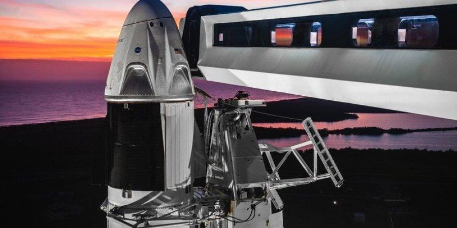 Crew Dragon должен пройти еще несколько тестов / фото SpaceX