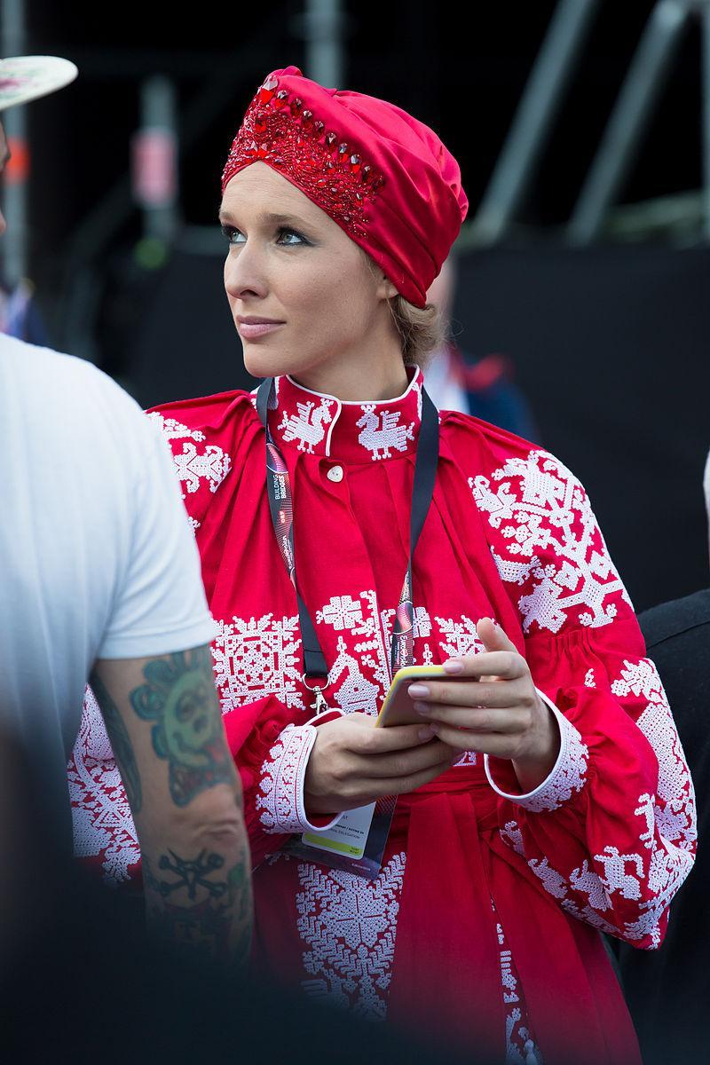 Катя Осадча - українська телеведуча / Фото: Вікіпедія
