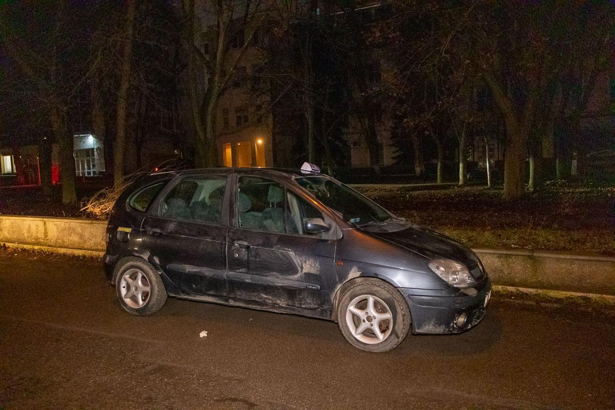В Днепре за рулем умер таксист / фото: Информатор