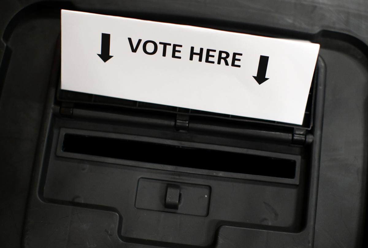 Выборы в Британии / REUTERS