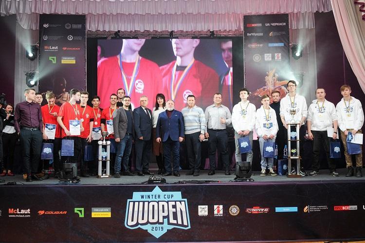 Киберспортивный чемпионат между университетами Украины - UUOpen / uni-sport.edu.ua