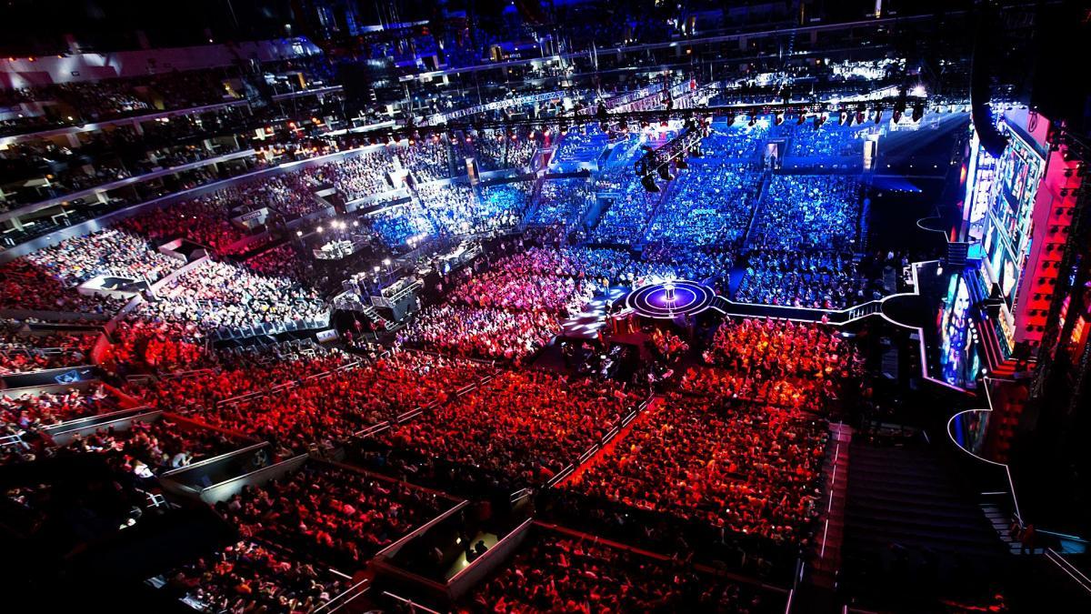 Так выглядят крупные киберспортивные чемпионаты / reddit.com