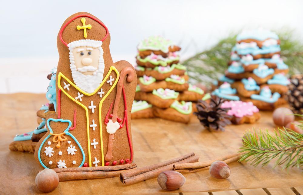 Праздник Николая в Украине –что подарить ребенку / фото: kolobok.ua