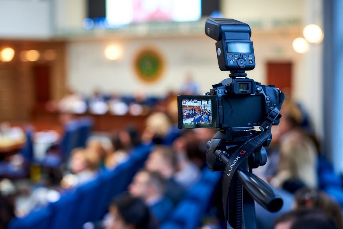 Конгрес відбувся у форматі пленарного засідання