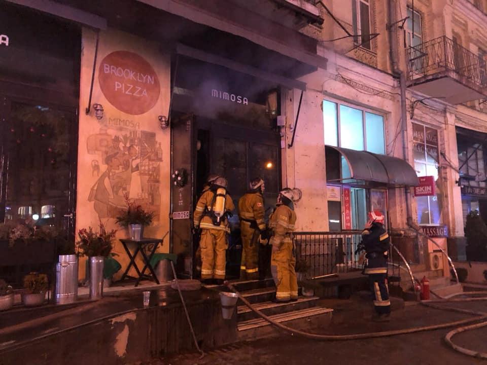 В результате пожара никто из людей не пострадал / Фото: ГСЧС