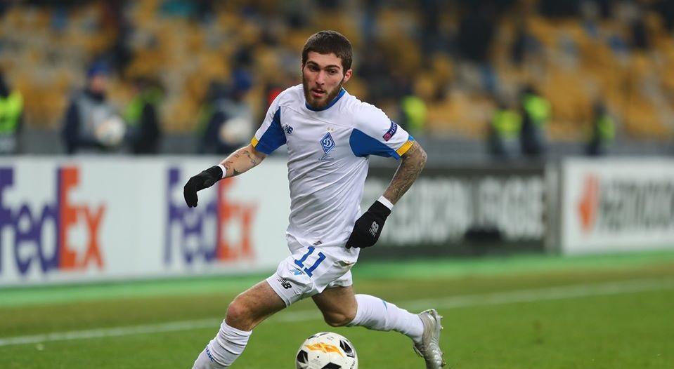 Цитаишвили признал, что был не прав / фото: ФК Динамо