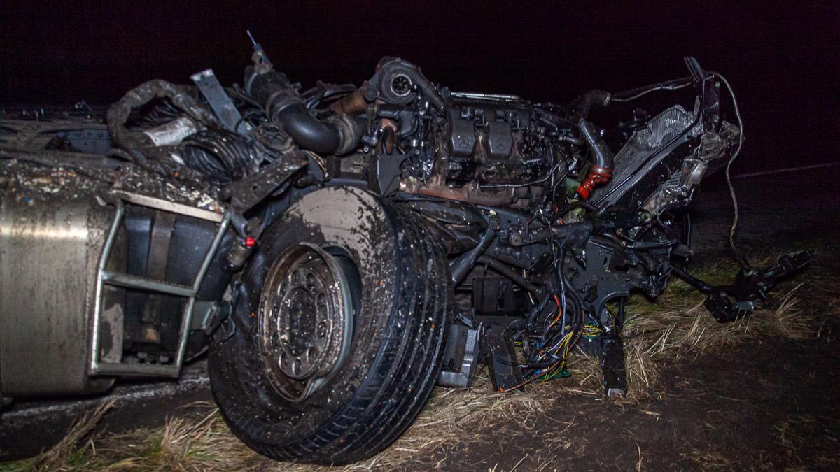 В результате аварии никто не пострадал / Фото: Владислав Лестев