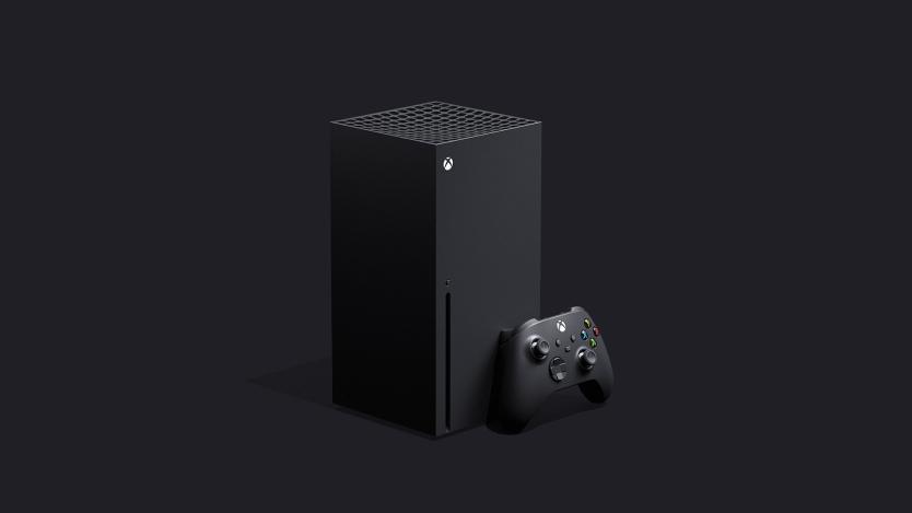 Официальный дизайн Xbox Series X / скриншот из трейлера