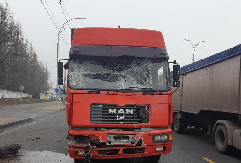 ДТП в Киеве: пять пострадавших / Фото: Нацполиция
