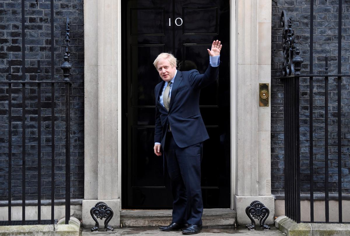 Борис Джонсон / фото REUTERS