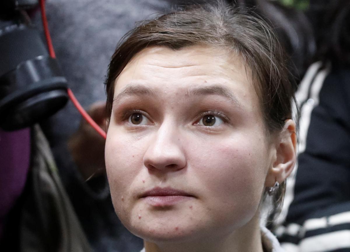 Яна Дугарь / REUTERS