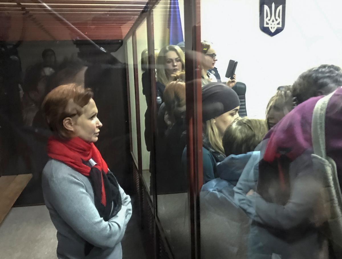 Yulia Kuzmenko / REUTERS