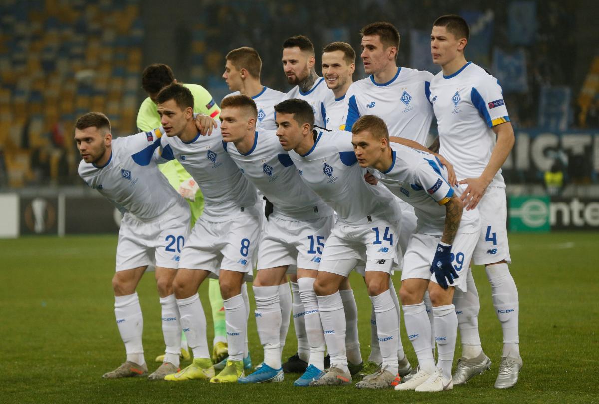 Динамо Київ / фото REUTERS