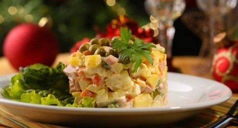 Рецепти салатів на Новий рік 2020 / kyhmister.com