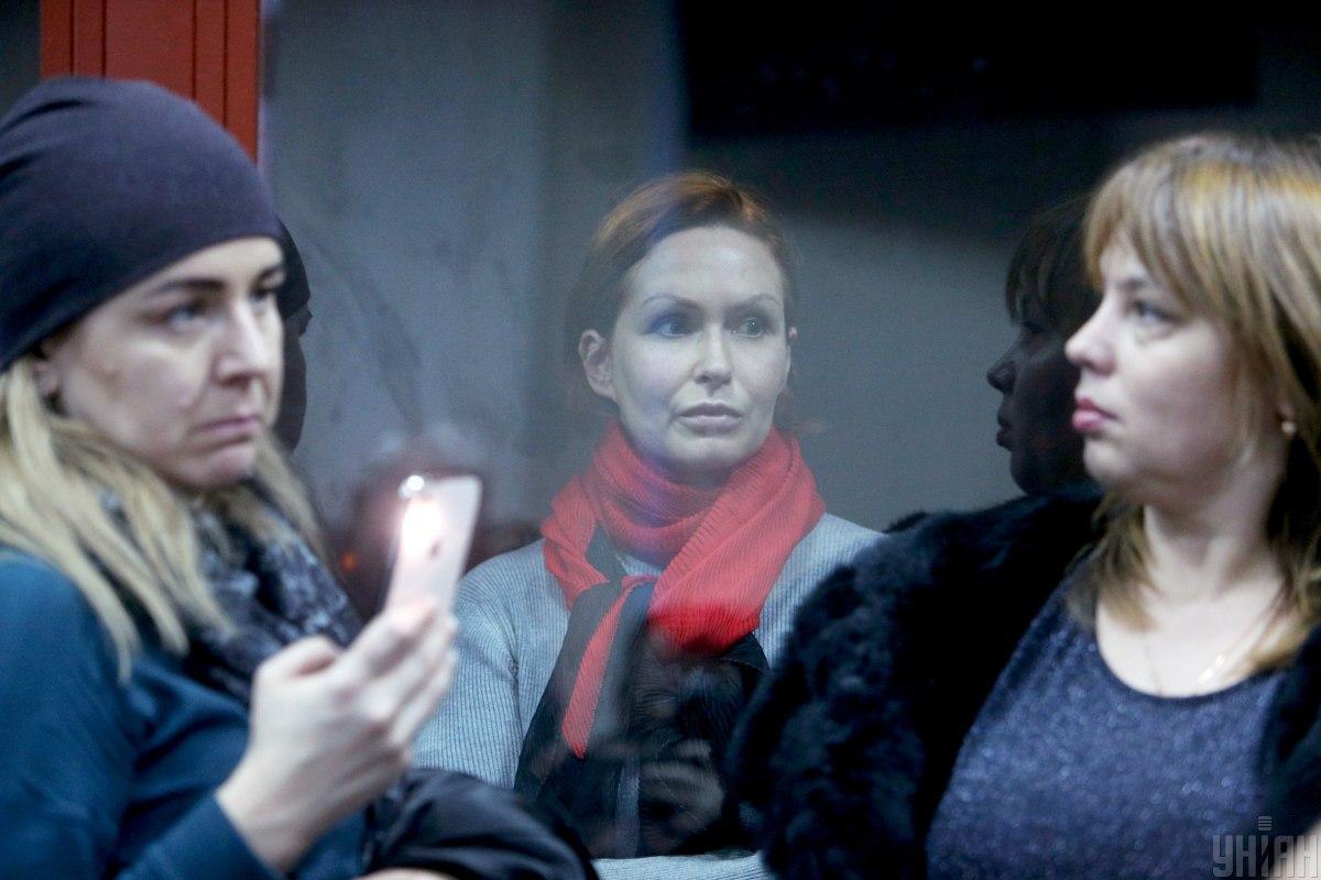 Заседание суда в отношении Кузьменко было перенесено на 24 декабря из-за неявки прокуроров / фото УНИАН