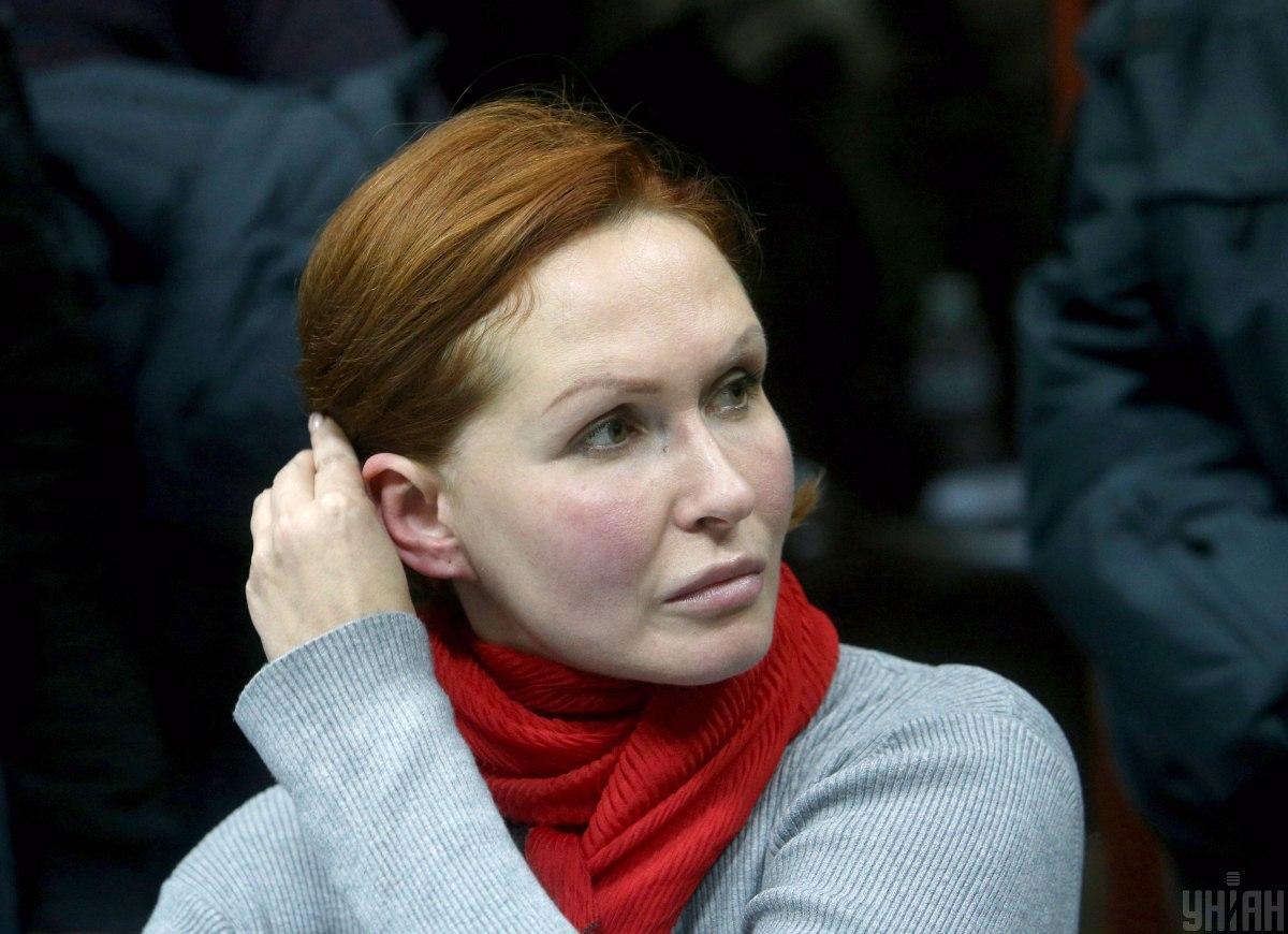 Во время заседания суд разрешил допросить бывшего мужа подозреваемой Дмитрия Кузьменко \ УНИАН