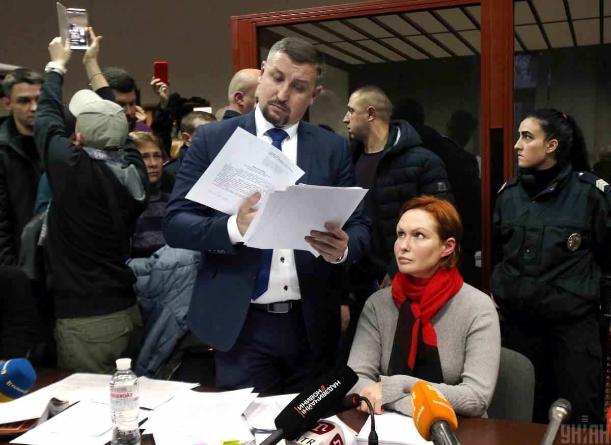 Юлия Кузьменко теперь находится только под ночным домашним арестом / фото УНИАН